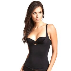 Spanx Slimplicity open bust boost cami